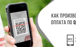 Как оплатить квитанцию по штрих-коду (QR-коду)