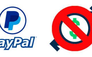 Как вернуть деньги в PayPal