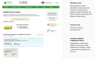 Как бесплатно проверить кредитную историю Сбербанке Онлайн