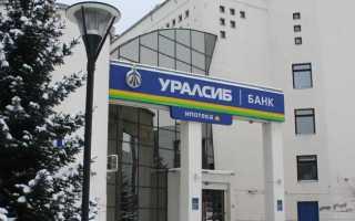 Заявка на кредит онлайн в банке «Уралсиб»