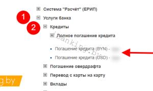 Как оплатить интернет через интернет-банкинг Белагропромбанк